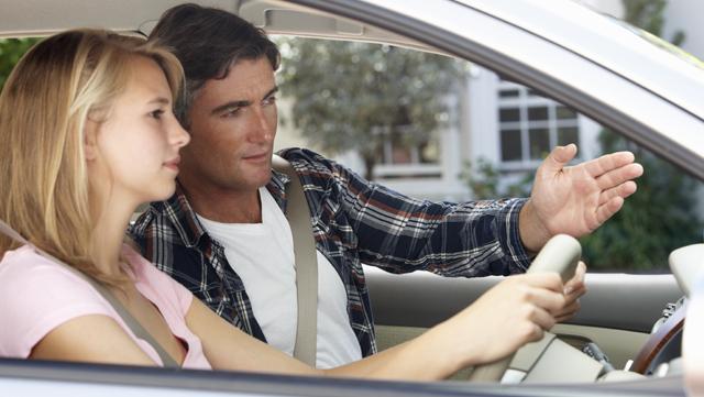 Teen driving habits