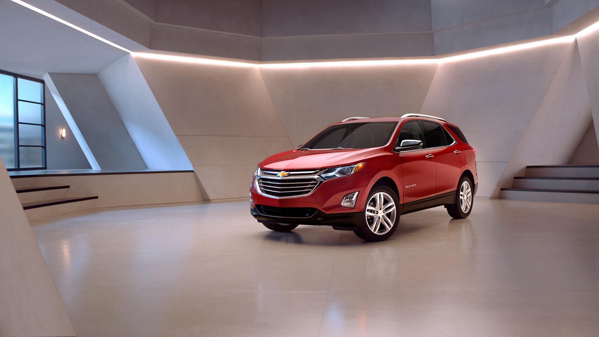 2019 Chevy Equinox Family Features | Heidebreicht Chevrolet | Washington, MI