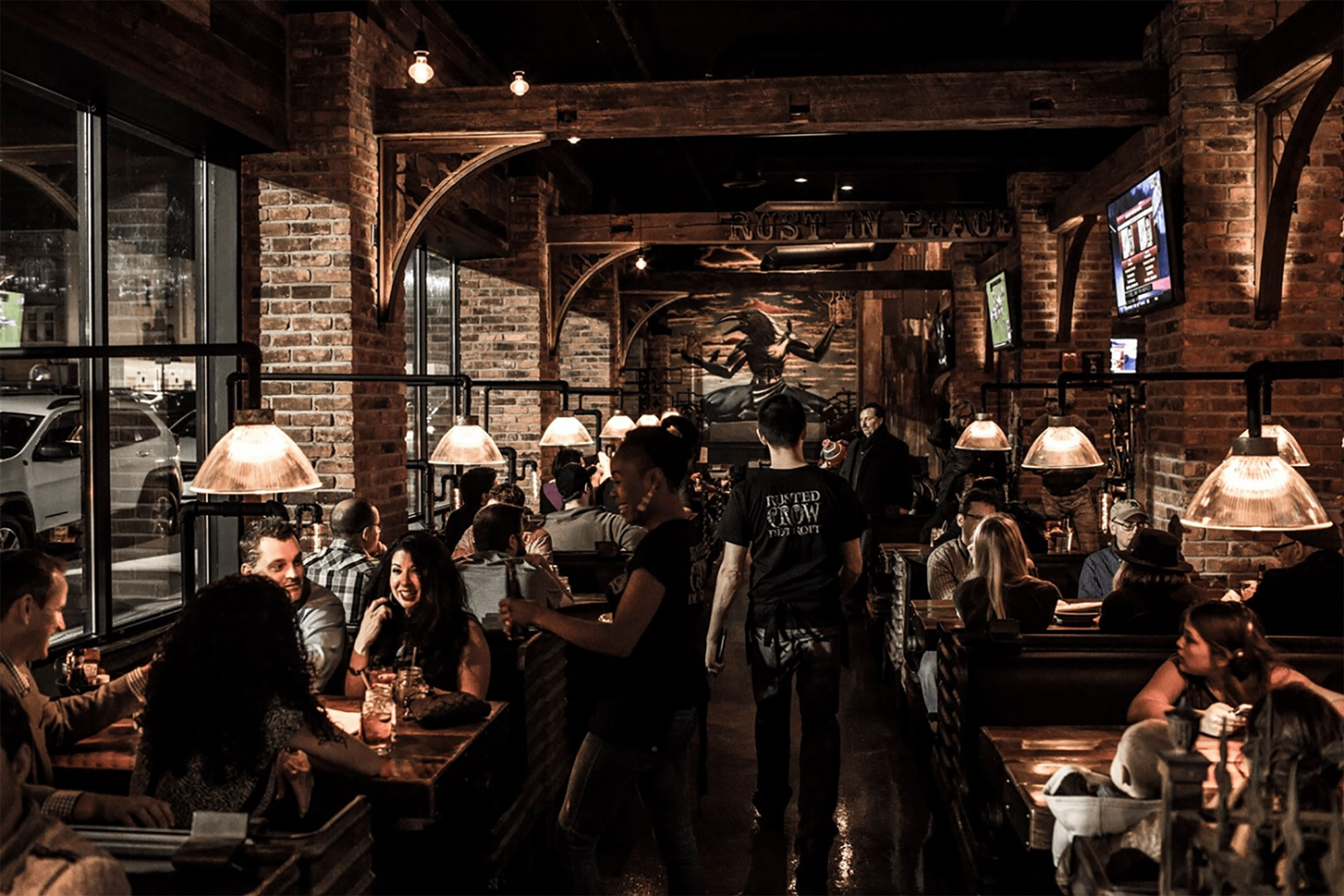 Great Restaurants By Detroit   Heidebreicht Chevy   Washington, MI