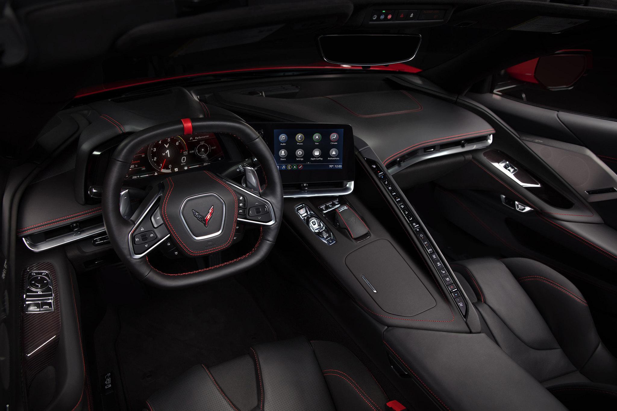 2020 Corvette At Heidebreicht Chevy   Washington, MI