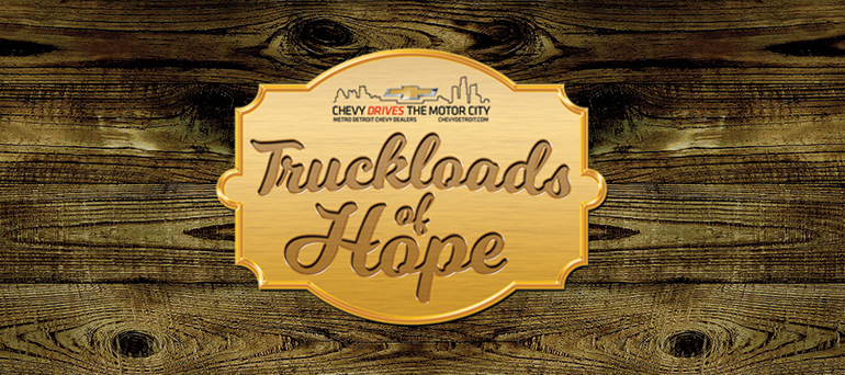 Truckloads Of Hope | Washington, MI